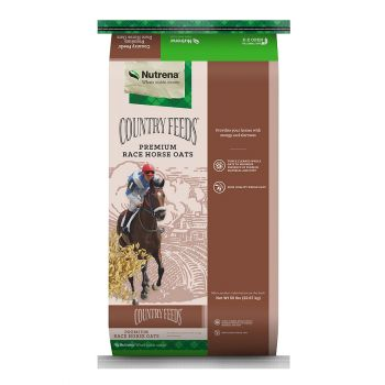Country Feeds Premium Whole Race Horse Oats, 50 lbs