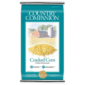 Country Companion Cracked Corn, 50 lbs