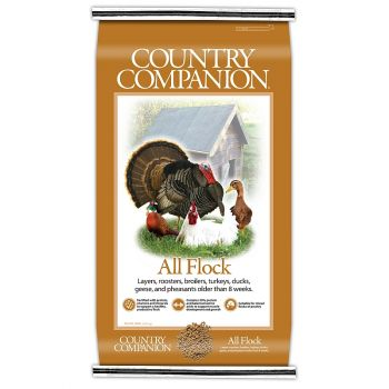 Country Companion All Flock, 50 lbs