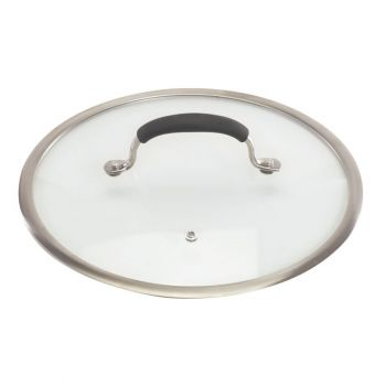 "10"" Tempered Glass Lid"