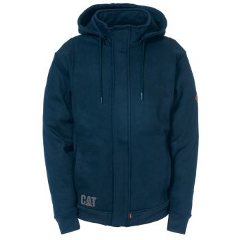 CAT Flame Resistant Full Zip Sweatshirt w/ Removable Hood