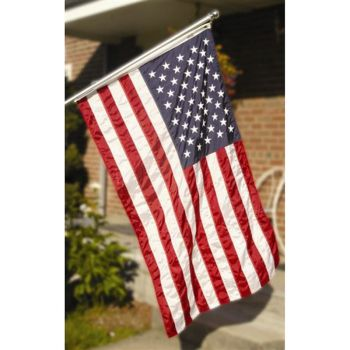 3' x 5' Sewn and Embroidered Nylon U.S.A. Replacement Flag