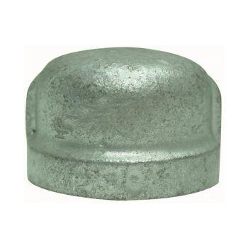 """1 1/2"""" FIP Galvanized Cap"""