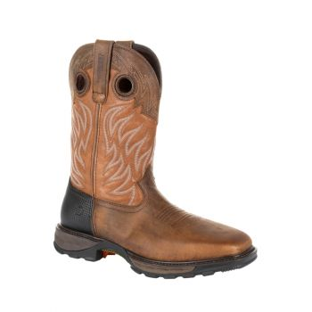 Maverick XP Steel Toe Waterproof Western Work Boot