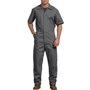 Dickies Men's Short Sleeve Coveralls