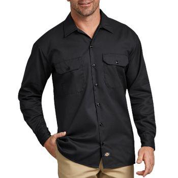 Dickies Men's Long Sleeve Work Shirt