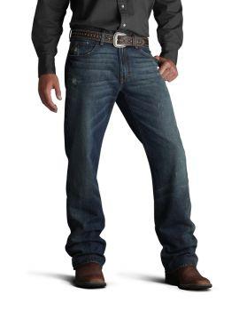 Men's M4 Low Rise Boot Cut Jeans - Tabac