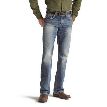 Men's M5 Slim Stackable Straight Leg Jeans – Gambler