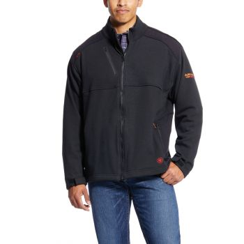 Men's FR Polartec Platform Jacket – Black
