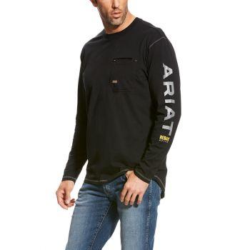 Men's Rebar Workman Logo T-Shirt