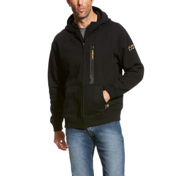 Men's Rebar Workman Full Zip Hoodie