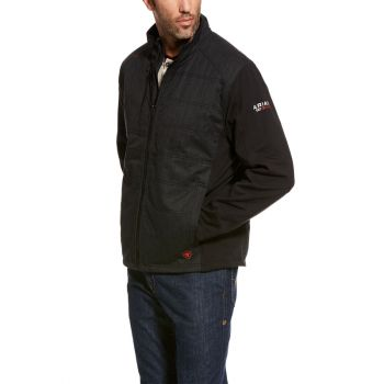 Men's FR Cloud 9 Insulated Jacket – Black