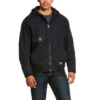 Men's Rebar Washed Duracanvas Insulated Jacket