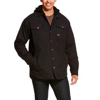 Men's Rebar Foundry Insulated Shirt Jacket