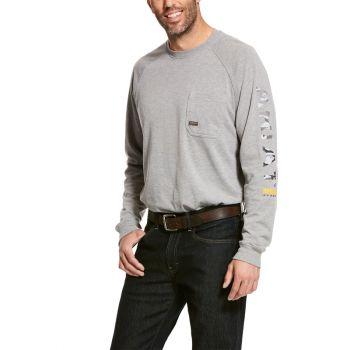 Men's Rebar Cottonstrong Graphic T-Shirt