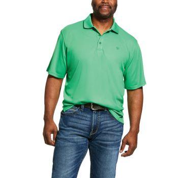Men's Tek Polo - Fern Green,LT