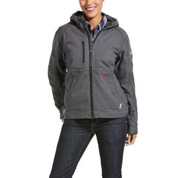 Ariat Women's FR DuraLight Stretch Canvas Jacket