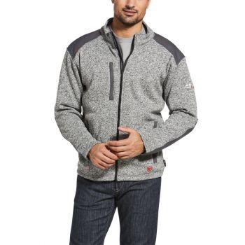 Ariat Men's FR Caldwell Full Zip Sweater Jacket, 3XL