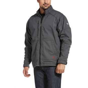 Ariat Men's FR DuraLight Stretch Canvas Field Jacket, XXL