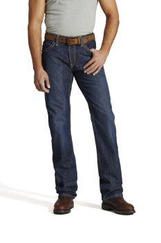 Men's FR M4 Low Rise Boundary Boot Cut Jeans