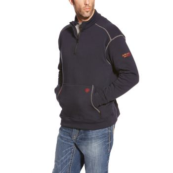 Men's FR Polartec ¼ Zip Fleece