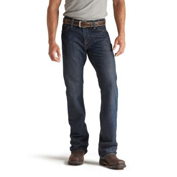 Men's FR M4 Low Rise Basic Boot Cut Jeans