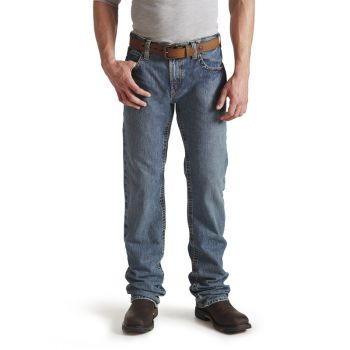Men's FR M5 Slim Basic Stackable Straight Leg Jeans – Clay