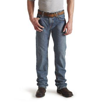 Men's FR M5 Slim Basic Stackable Straight Leg Jeans – Clay