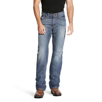 Men's FR M4 Low Rise Cody Boot Cut Jeans – Glacier