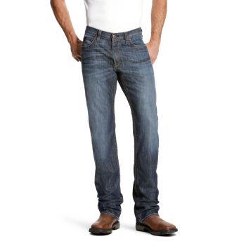 Men's FR M4 Low Rise Stretch DuraLight Basic Boot Cut Jeans – Lassen