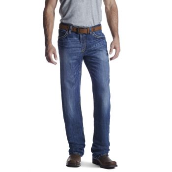 Men's FR M4 Low Rise Ridgeline Boot Cut Jeans – Glacier