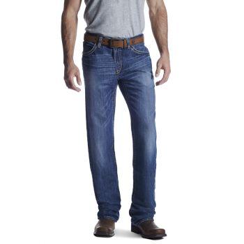 Men's FR M4 Low Rise Ridgeline Boot Cut Jeans – Glacier