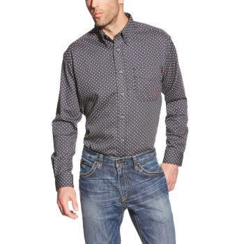 Men's FR Tyler Work Shirt - Quiet Shade