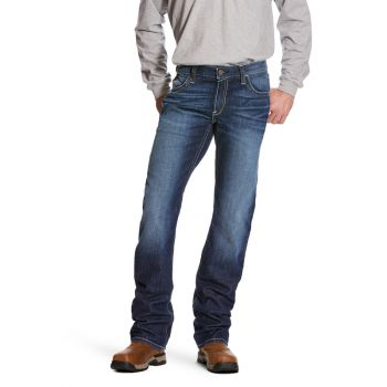Men's FR M5 Slim DuraStretch Truckee Straight Leg Jeans – Ryley