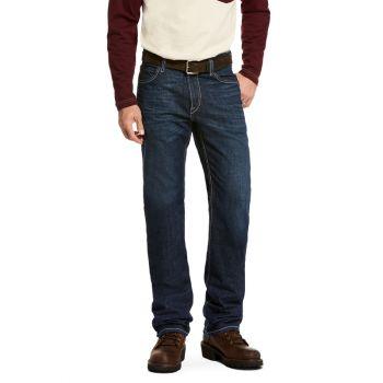 Men's FR M4 Low Rise DuraStretch Lineup Straight Leg Jeans – Platinum