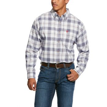 Men's FR Foraker Work Shirt – Multi