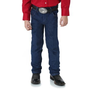 Boy's Original Prorodeo Jean – Prewashed Indigo