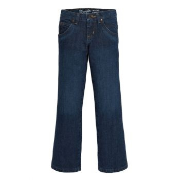 Boy's Retro Straight Leg Relaxed Fit Jean - Everyday Blue