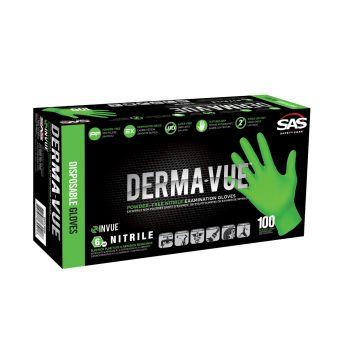 Derma-Vue Nitrile Gloves