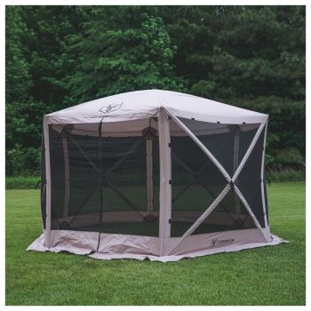 Gazelle G6 Portable 6-sided Gazebo