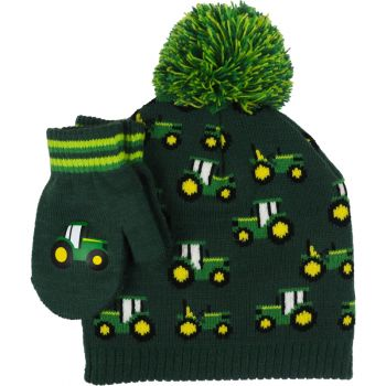 Tractor Beanie, Toddler