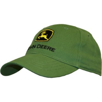 Youth Green Trademark  Logo Cap, Youth