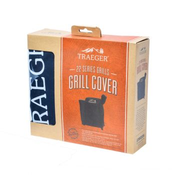 Traeger Full-Length Grill Cover – 22 Series