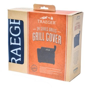 Traeger Full-Length Grill Cover – 34 Series