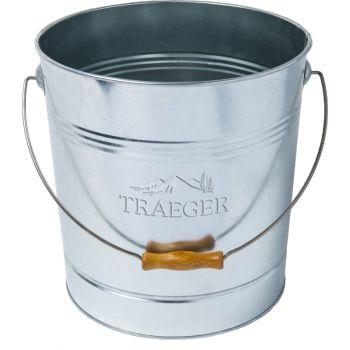 Pellet Storage – Metal Bucket