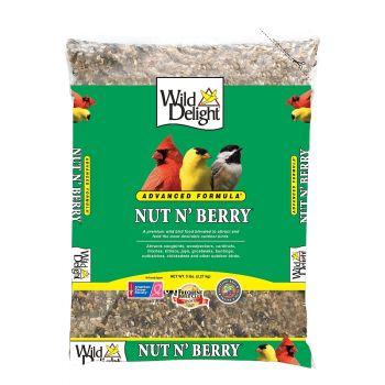 Wild Delight Nut N' Berry Bird Food