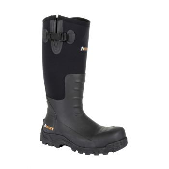 Sport Pro Steel Toe Rubber Work Boot