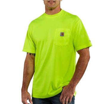 Men's Force Color Enhanced Short-Sleeve T-Shirt - Brite Lime