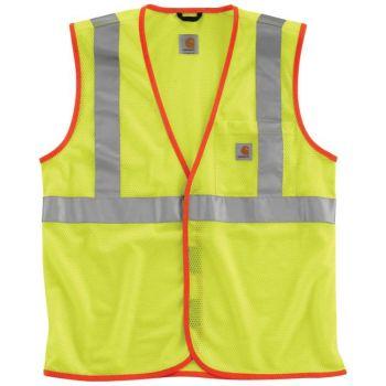 Men's High-Visibility Class 2 Vest - Brite Lime