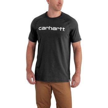 Men's Force Cotton Delmont Graphic Short Sleeve Shirt